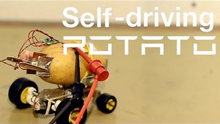 Pontus the Self Driving Potato