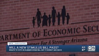 Will a new stimulus bill pass?