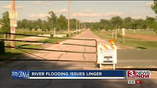 Missouri River flooding issues linger - Video