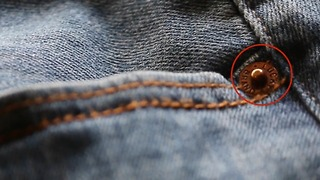 This is Why Jeans Have Little Buttons Around Pockets, And It's Not What You Might Think! - Video