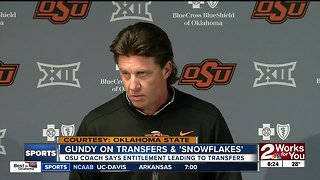 Mike Gundy announces transfer of sophomore safety: 'I'm a firm believer in the snowflake'