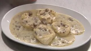 How to Make Biscuits and Gravy | It's Only Food w/Chef John Politte