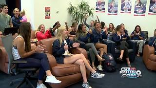 UA Soccer to host NCAA Tournament game - Video