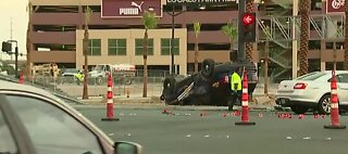 Update on crash involving NHP trooper