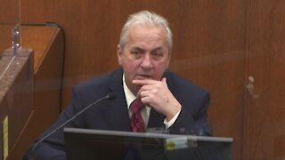 Court TV: Chauvin Trial Jury Hears From Senior Officers