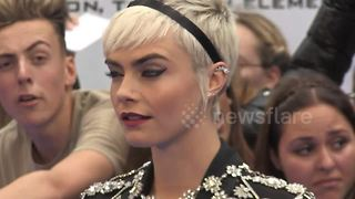 Stars come out for Valerian European film premiere in London - Video