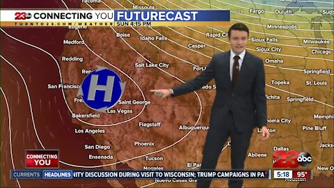 23ABC Evening weather update September 3, 2020