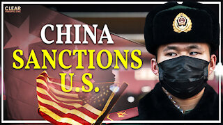 China Sanctions U.S. Officials on Inauguration Day; U.S. Remains as Member of WHO |Clear Perspective