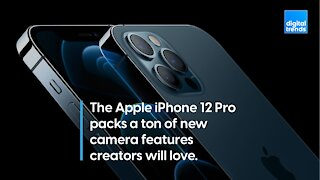 The Apple iPhone 12 Pro Camera promises photographic bliss