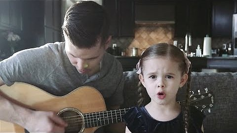 Claire Tells Daddy She'll Sing A