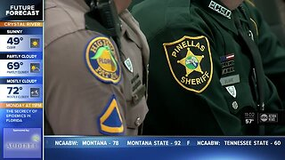 Deputies and local police agencies conduct DUI Wolf Pack