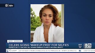 The BULLetin Board: Celebs going 'makeup free' for selfies