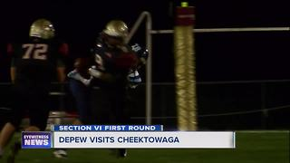 Section VI Football Quarterfinals - Video