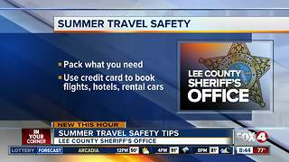 Summer travel safety tips - Video