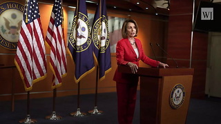 Nancy Pelosi Suggests 'Uprisings All Over the Country' - Video