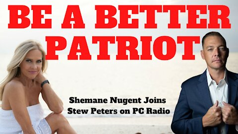 SHEMANE NUGENT EXPLAINS HOW TAKING CARE OF YOURSELF CAN MAKE YOU A BETTER PATRIOT | PC Radio