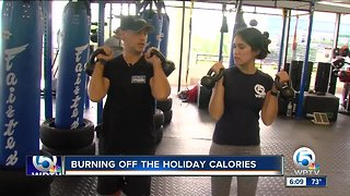 Feel the burn: Working off that turkey after Thanksgiving