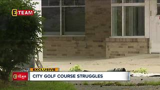City golf course struggles - Video