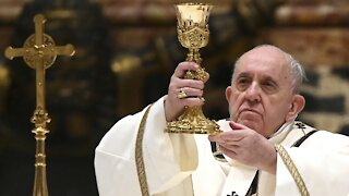 Pope Francis Urges People To Stop Traveling During Pandemic