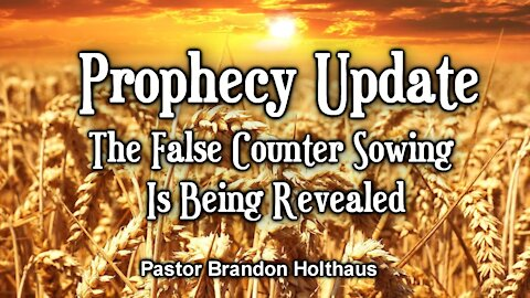 The False Counter Sowing Is Being Revealed