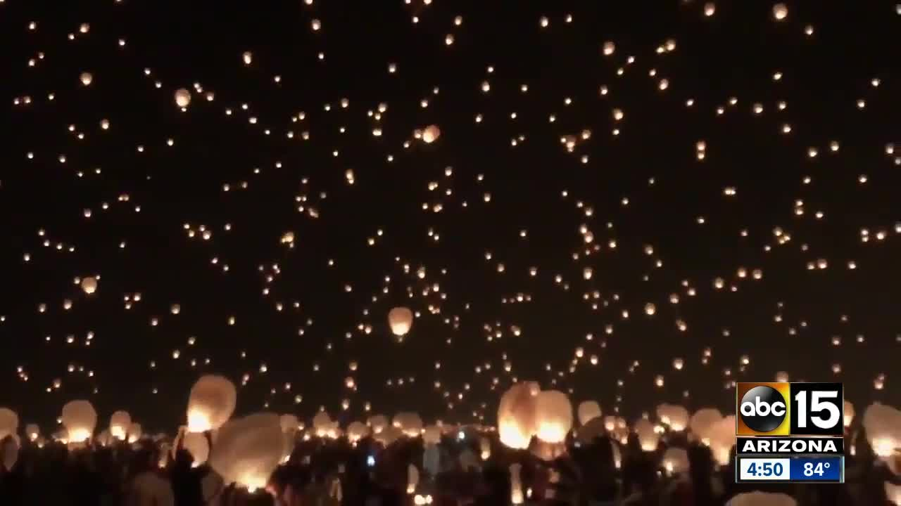 Pinal County Lantern Festival causing concern for farmers