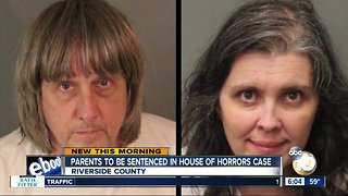 Parents accused of holding children captive face sentencing