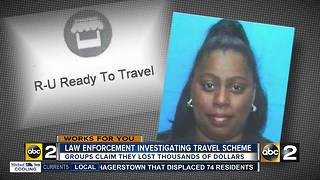 Travel agent arrested for taking money from local customers and never booking trips - Video