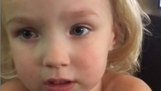 This Girl Needs Cake To Make Her Feel Better! - Video