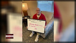 Sharing assisted living and memory care residents' messages to the world