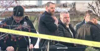 Police find man with several gunshot wounds Monday morning