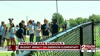 Budget impact on Emerson Elementary