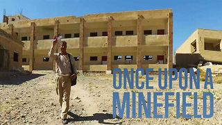 Minds over mines: a school surrounded by bombs - Video