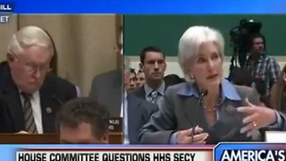 Sebelius Fires 'Whatever' Heard Round the World - Video