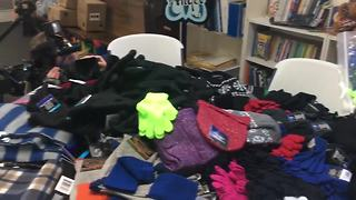 You can help a church keep people warm in KC - Video
