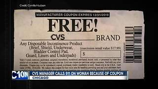 CVS manager calls police on customer over coupon - Video