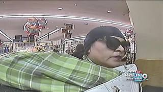 Tucson Police looking for bank robbery suspect