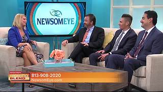 We explain what it means to have Newsom Eye - Video