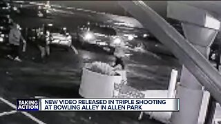 Three injured after shooting at bowling alley in Allen Park