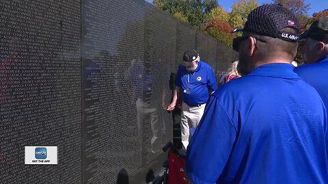 Honor Flight: Local veterans visit national war memorials