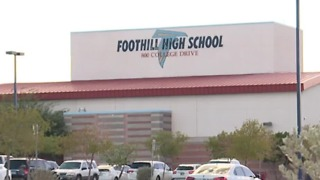 Increased security at Foothill High School after threat found on park table - Video