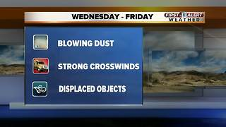 13 First Alert Weather for April 11 2018 - Video