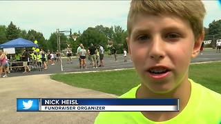 Young Boy Creates Non-Profit - Video