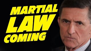 DoD canceled meetings with Biden team - martial law coming
