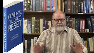The Great Reset & World Economic Forum – Avoid Leaders' Lies -- Norman Edwards Bible Teaching #007