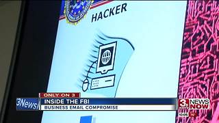 FBI warns about Business Email Compromise - Video