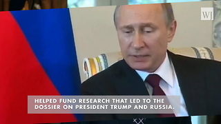 Clinton campaign, DNC helped fund Trump-Russia dossier - Video