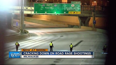 Officials crack down on road rage shootings