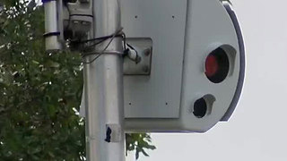 Red light cameras back on in Boynton Beach - Video