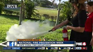 National Fire Prevention Week - Video