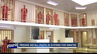 Prisons install photo I.D. systems for inmates